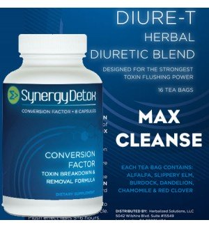 Synergy Detox Max Cleanse