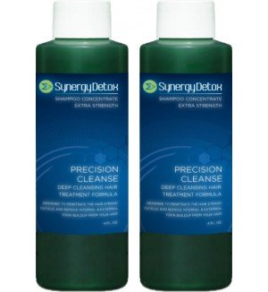 Precision Cleanse Hair Detoxification Shampoo - Double Bottle
