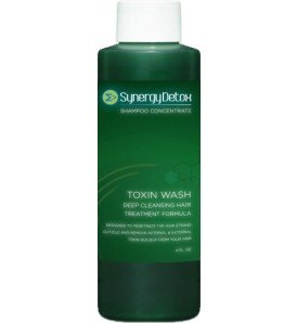 Toxin Wash Hair Detoxification Shampoo - Single Bottle