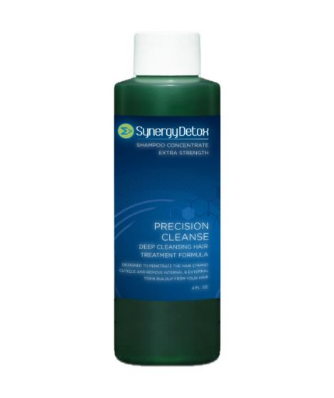 Precision Cleanse Hair Detoxification Shampoo - Single Bottle