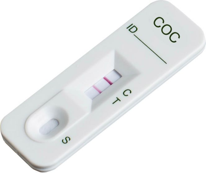 Cocaine Single Panel Urine Home Drug Test Kit