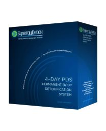 Synergy Detox Nicotine Eraser 4 Day PDS Body Detoxification System