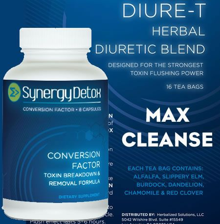 Max Cleanse Temporary Detoxification System