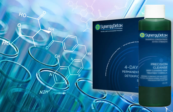 Synergy Detox Total PDS 4 Day Permanent Detox